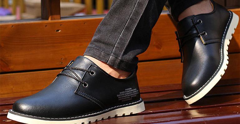 Мужская весенняя обувь 2016  модные тенденции cbf32c907015a