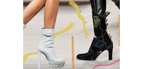 Модне взуття 2020 - Осінь фото 2
